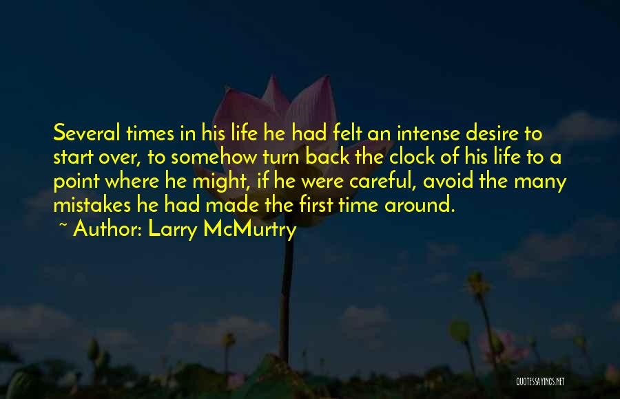 Larry McMurtry Quotes 160391
