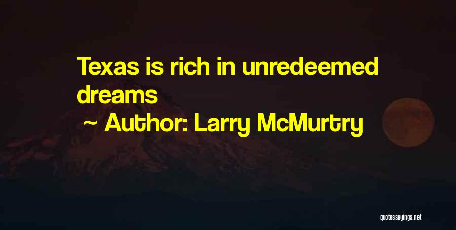 Larry McMurtry Quotes 1840085