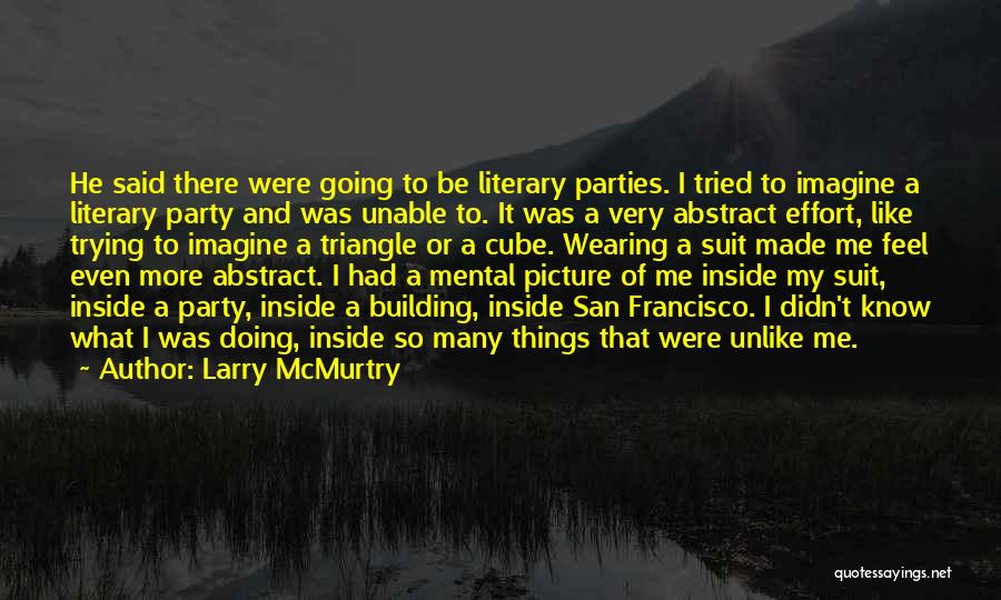 Larry McMurtry Quotes 1965861