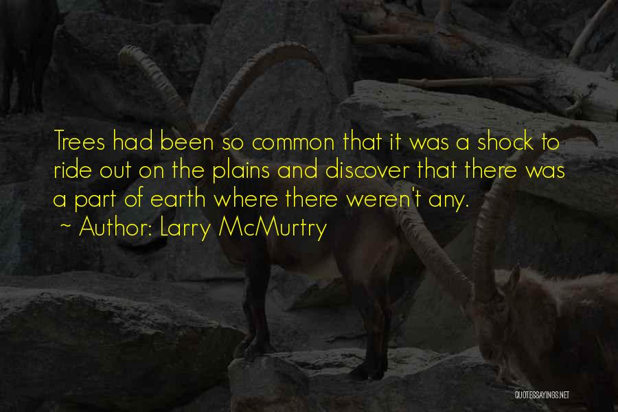 Larry McMurtry Quotes 287913