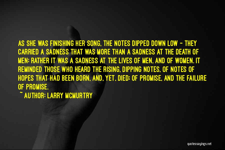 Larry McMurtry Quotes 383751