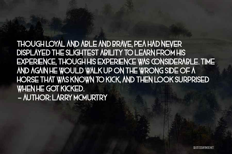 Larry McMurtry Quotes 413848