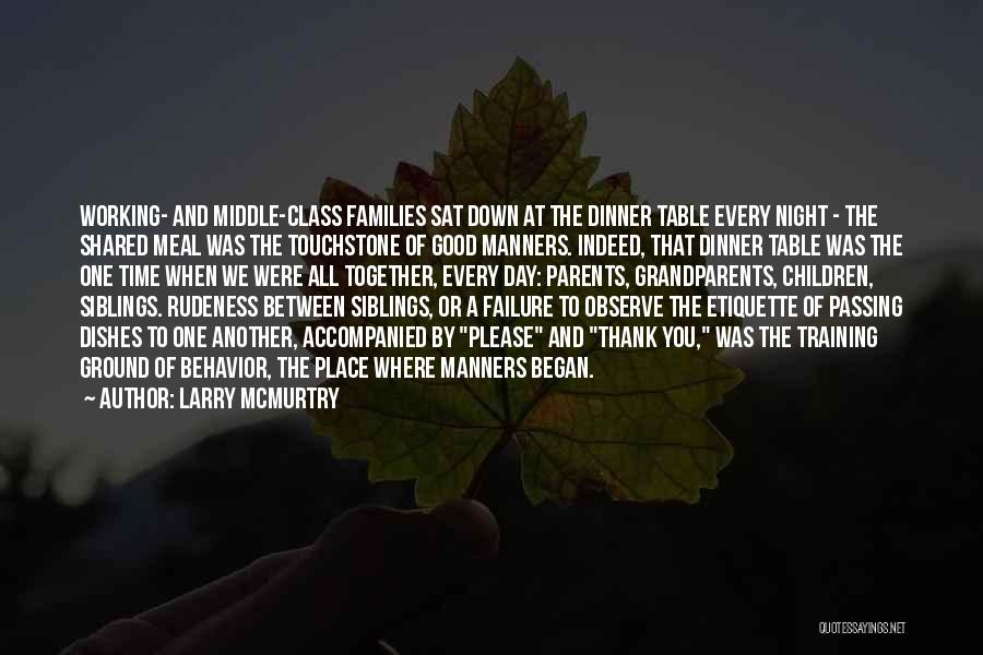 Larry McMurtry Quotes 447796