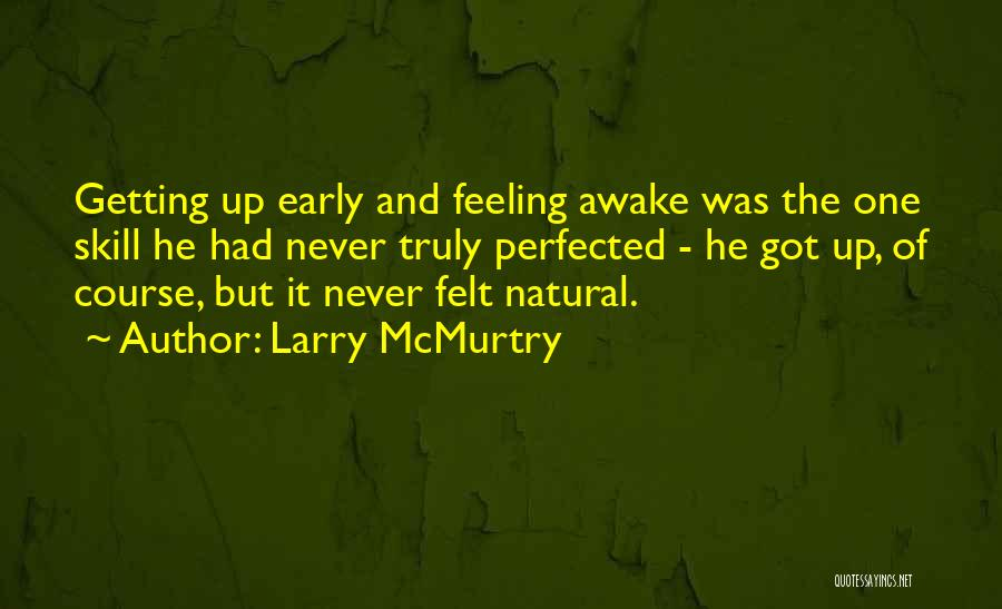 Larry McMurtry Quotes 776637