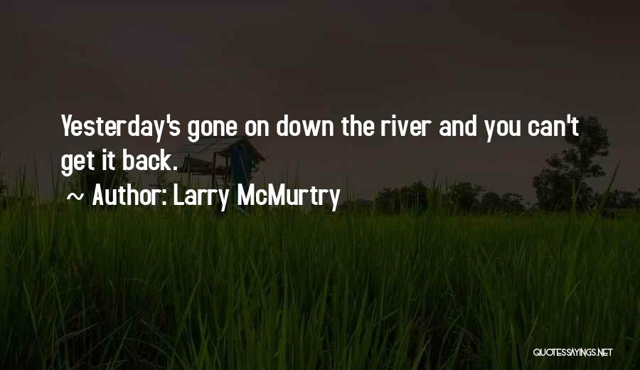 Larry McMurtry Quotes 968922
