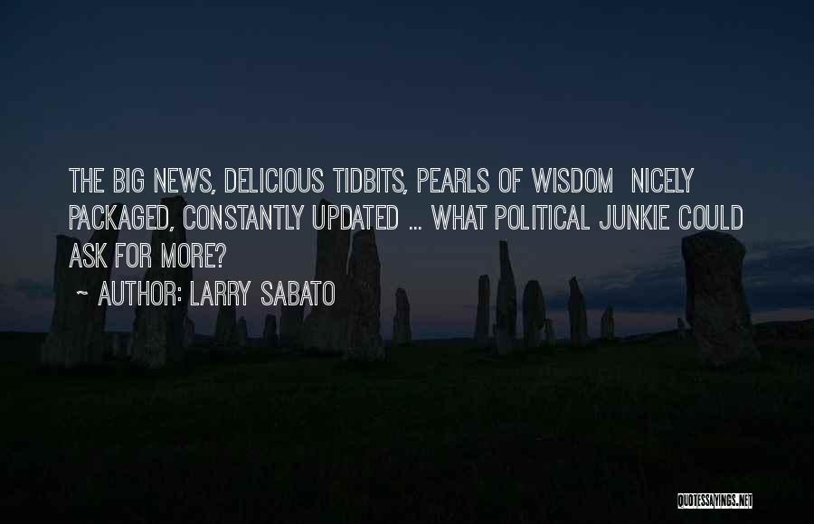 Larry Sabato Quotes 692434