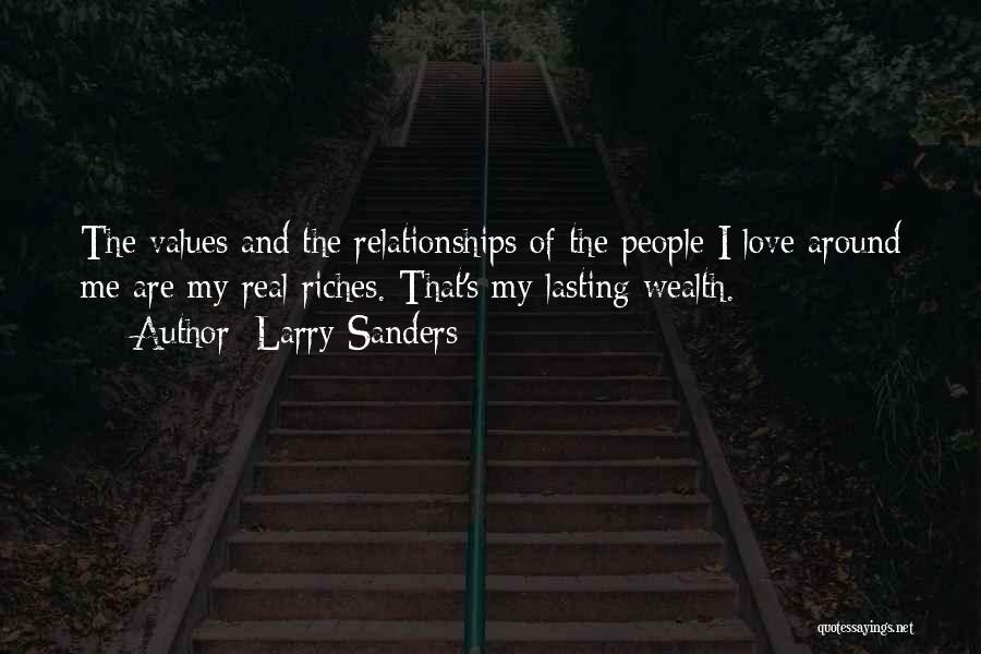 Larry Sanders Quotes 529603