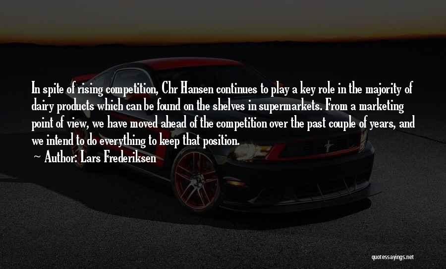 Lars Frederiksen Quotes 690157