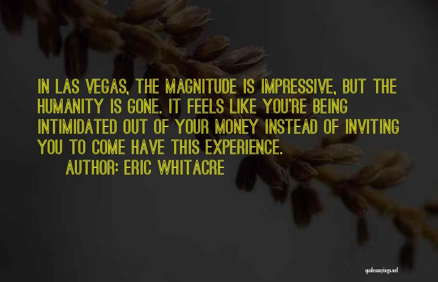 Las Vegas Quotes By Eric Whitacre