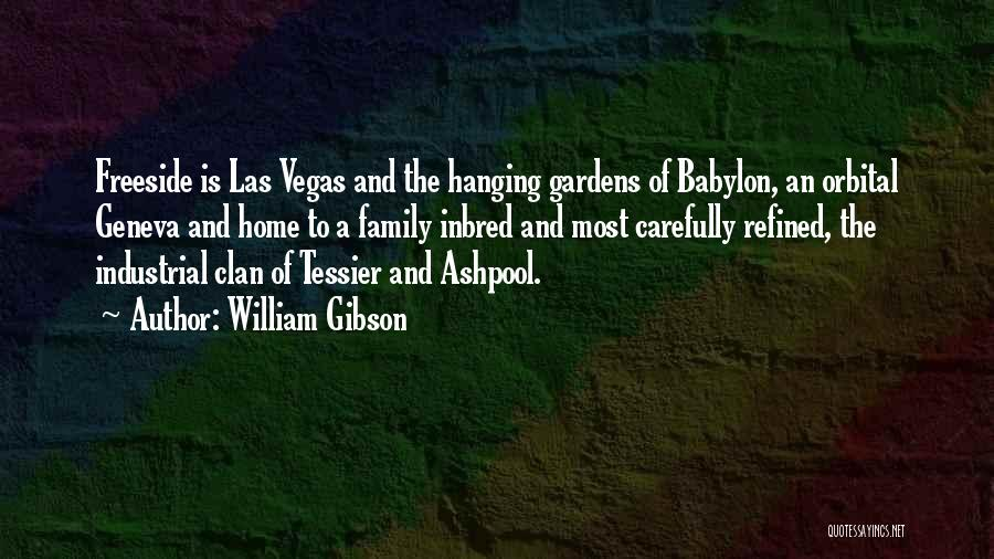 Las Vegas Quotes By William Gibson