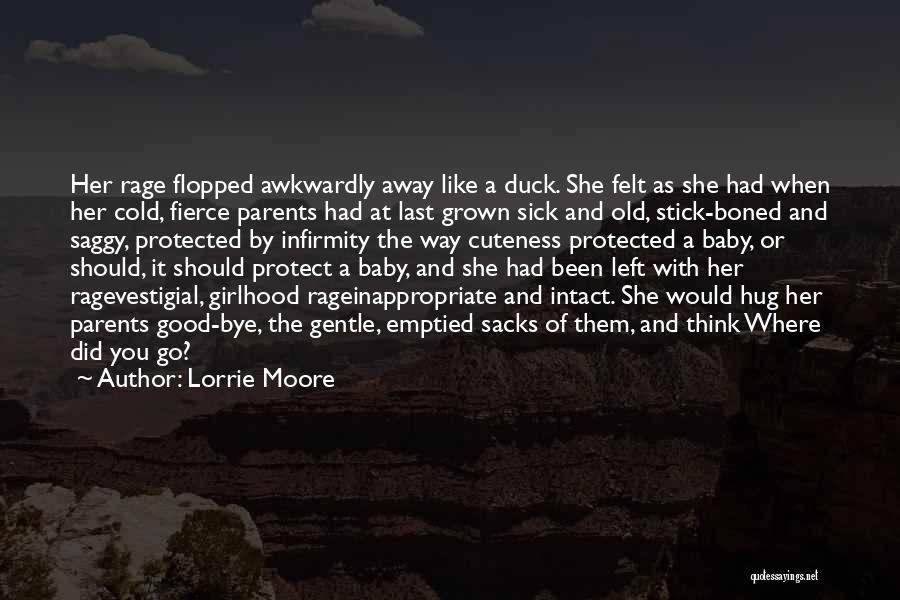 Last Baby Quotes By Lorrie Moore
