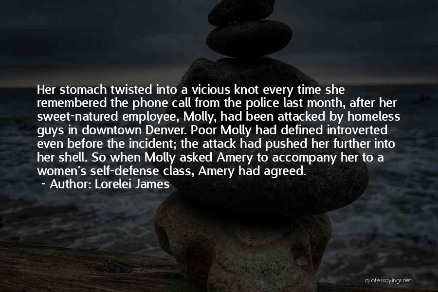 Last Class Quotes By Lorelei James