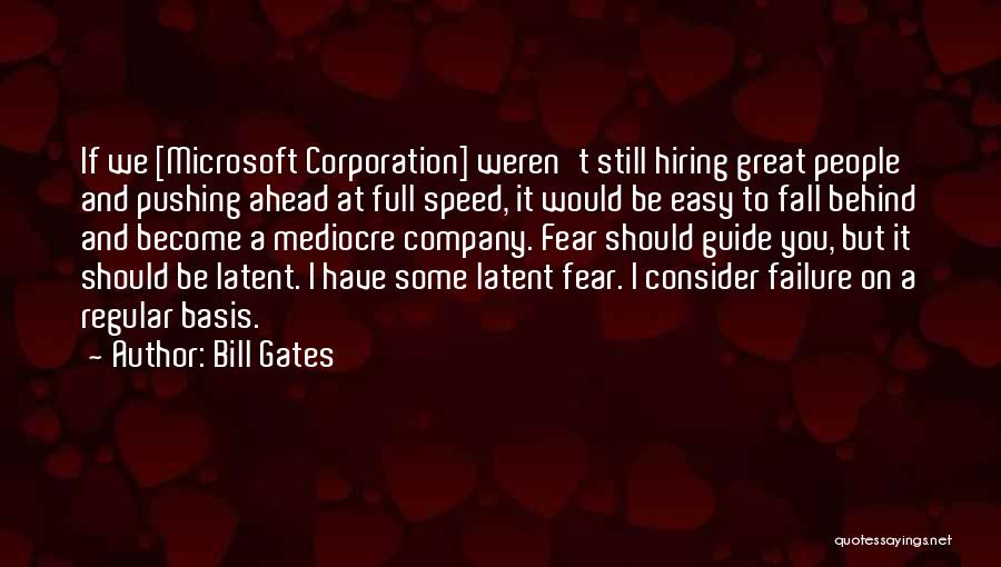Latent Quotes By Bill Gates