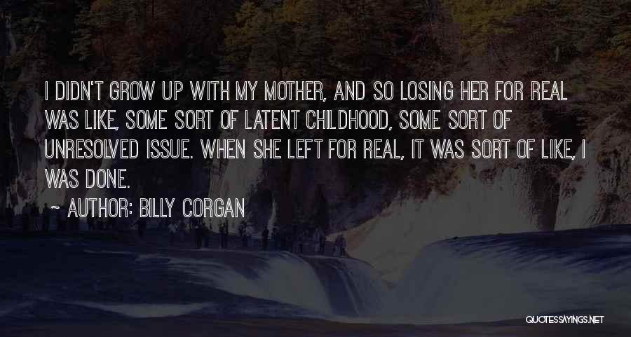 Latent Quotes By Billy Corgan