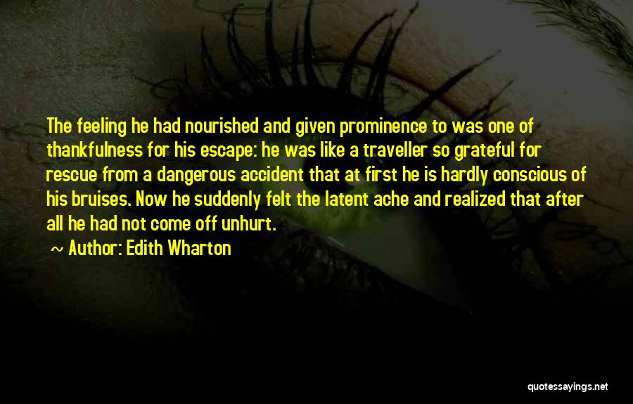 Latent Quotes By Edith Wharton