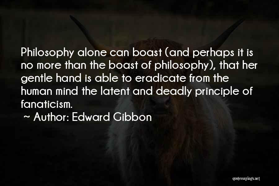 Latent Quotes By Edward Gibbon