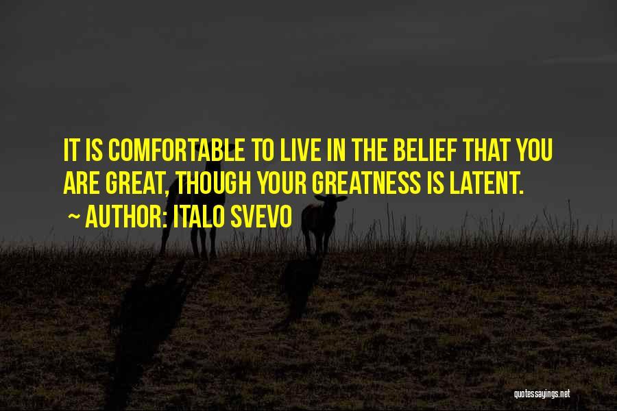 Latent Quotes By Italo Svevo