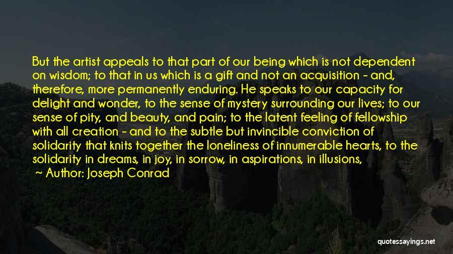 Latent Quotes By Joseph Conrad