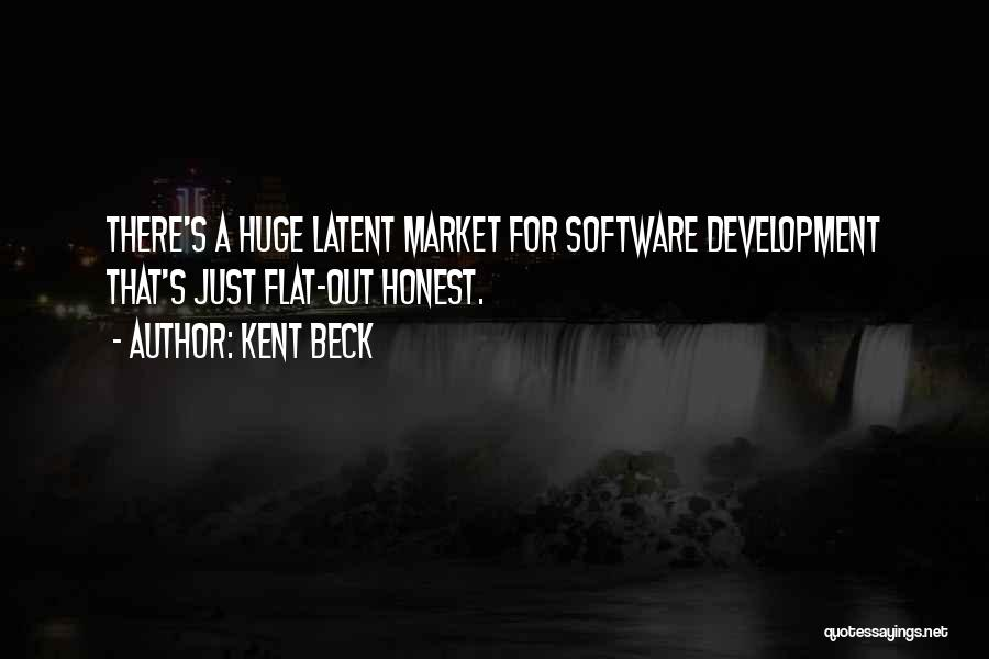 Latent Quotes By Kent Beck