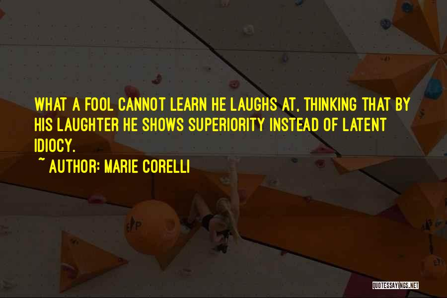 Latent Quotes By Marie Corelli