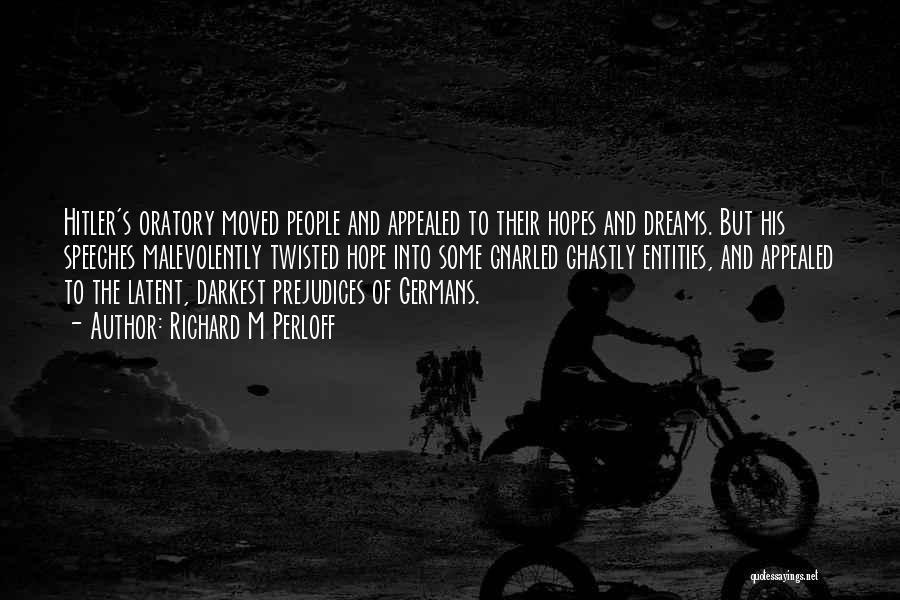 Latent Quotes By Richard M Perloff