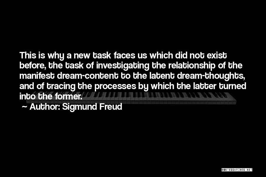 Latent Quotes By Sigmund Freud