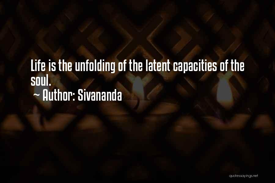 Latent Quotes By Sivananda