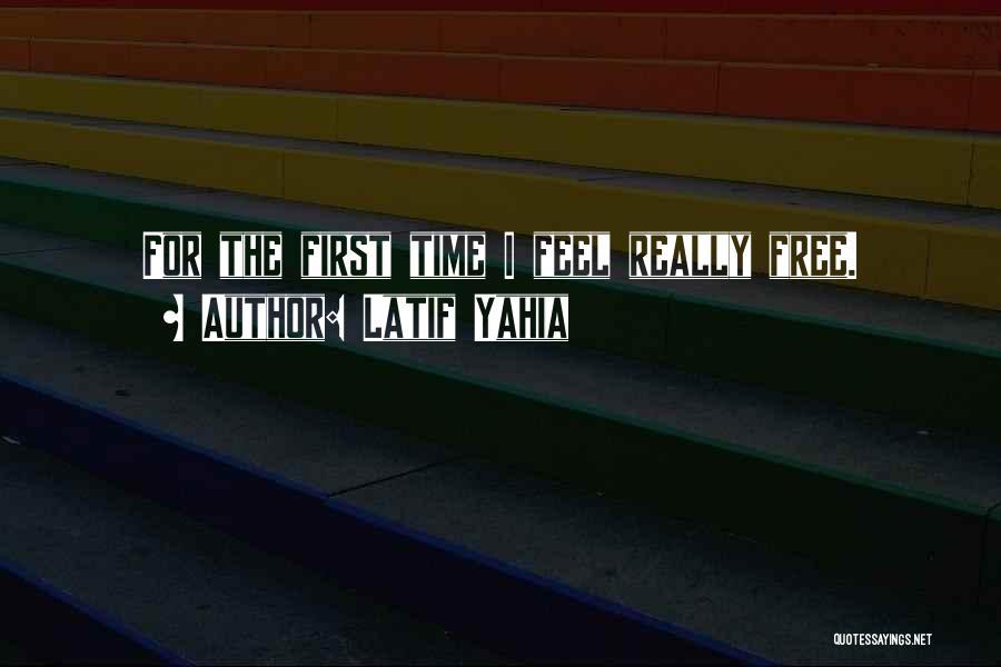 Latif Yahia Quotes 324416