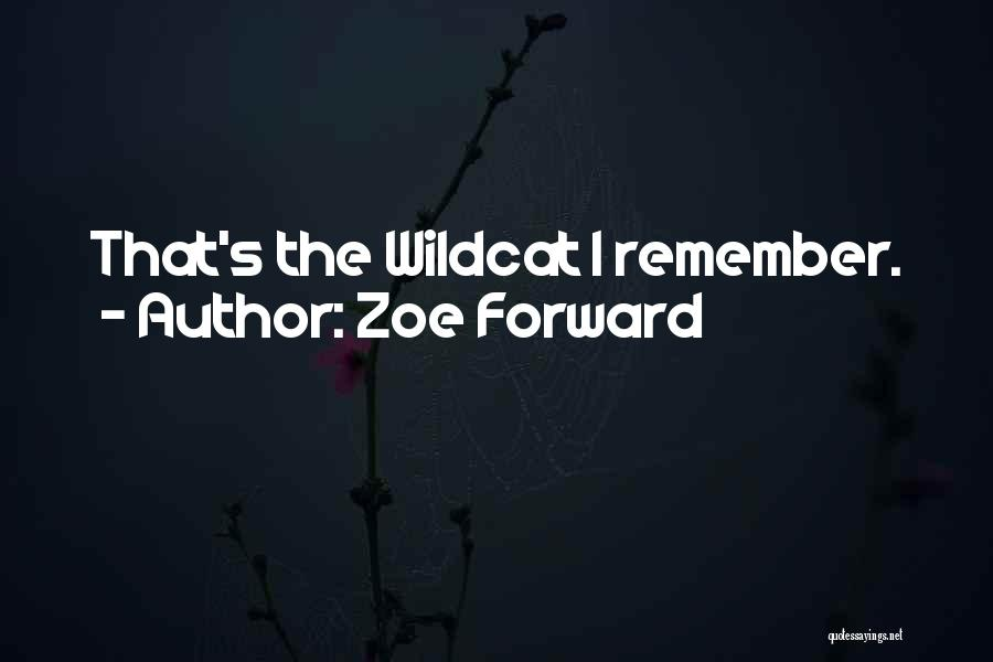 Latin Dance Quotes By Zoe Forward