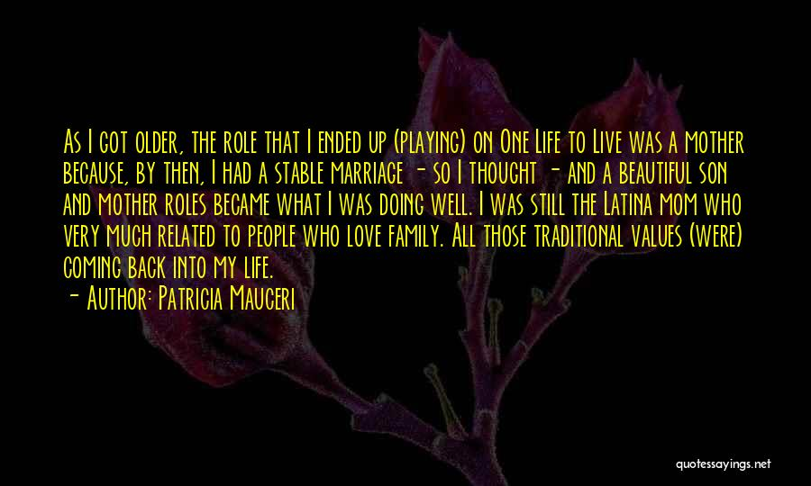 Latina Quotes By Patricia Mauceri