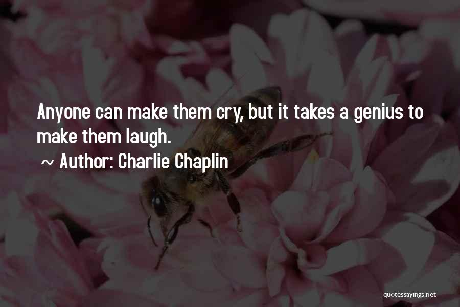 Laugh Quotes By Charlie Chaplin