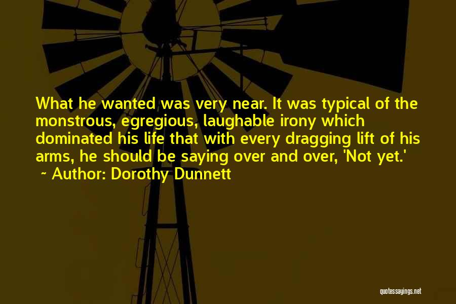 Laughable Quotes By Dorothy Dunnett