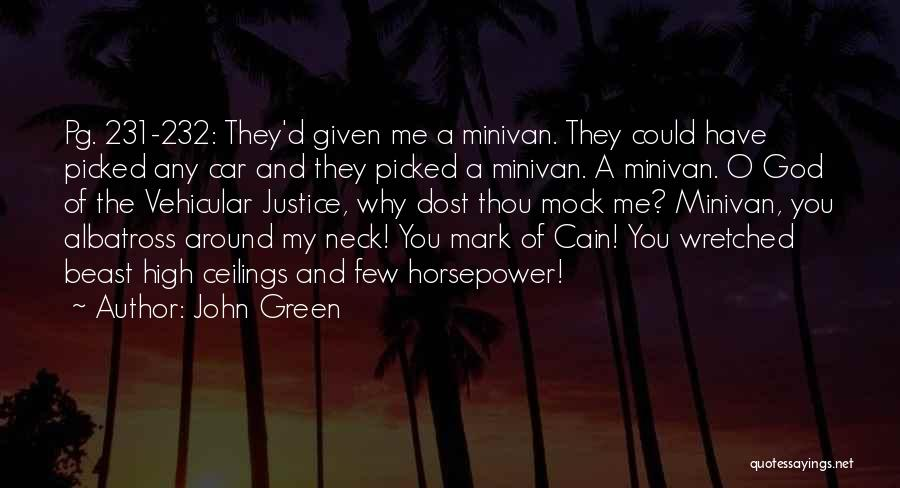 Laughable Quotes By John Green