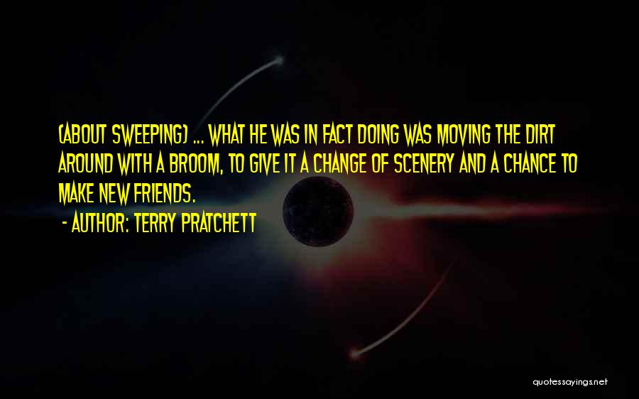 Laughable Quotes By Terry Pratchett