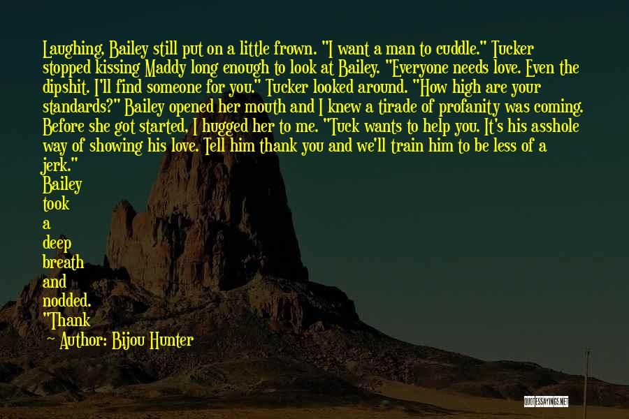 Laughing With Your Sister Quotes By Bijou Hunter