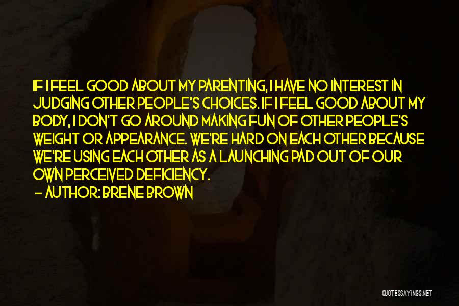 Launching Quotes By Brene Brown