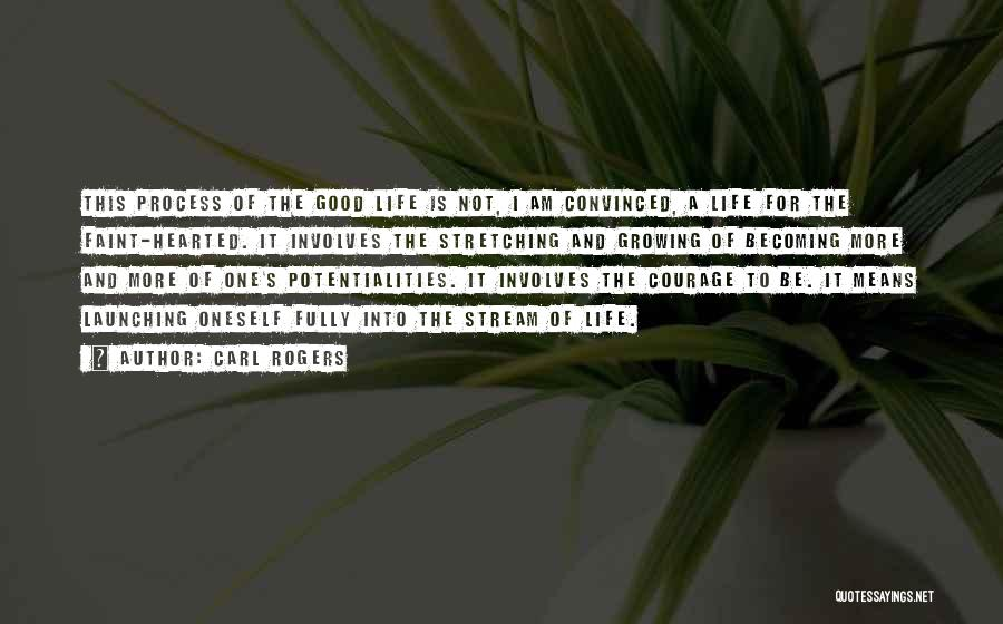 Launching Quotes By Carl Rogers