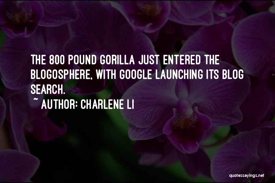 Launching Quotes By Charlene Li