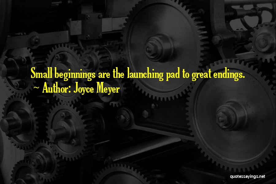 Launching Quotes By Joyce Meyer
