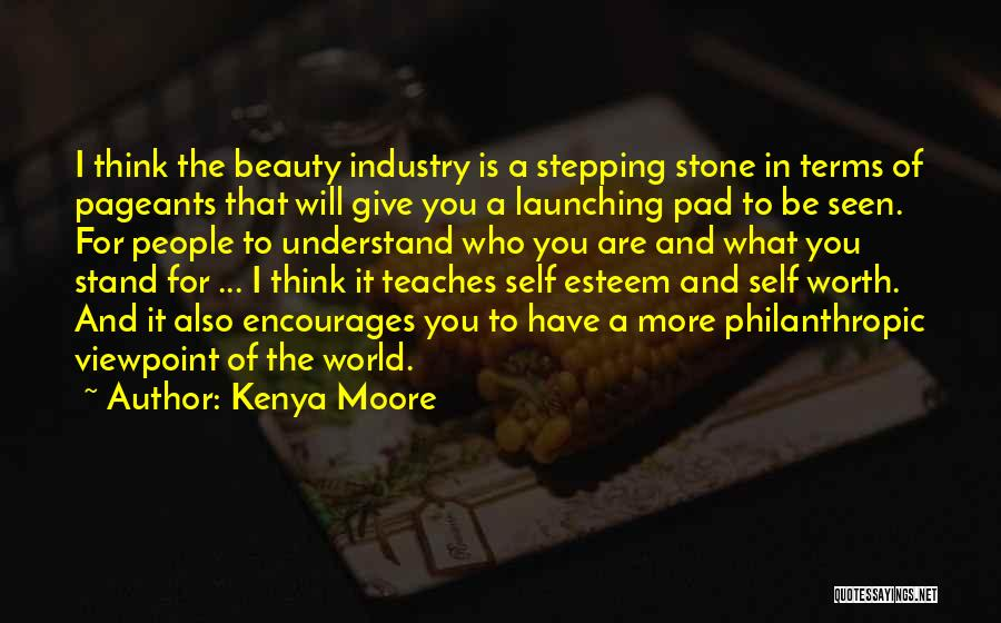 Launching Quotes By Kenya Moore