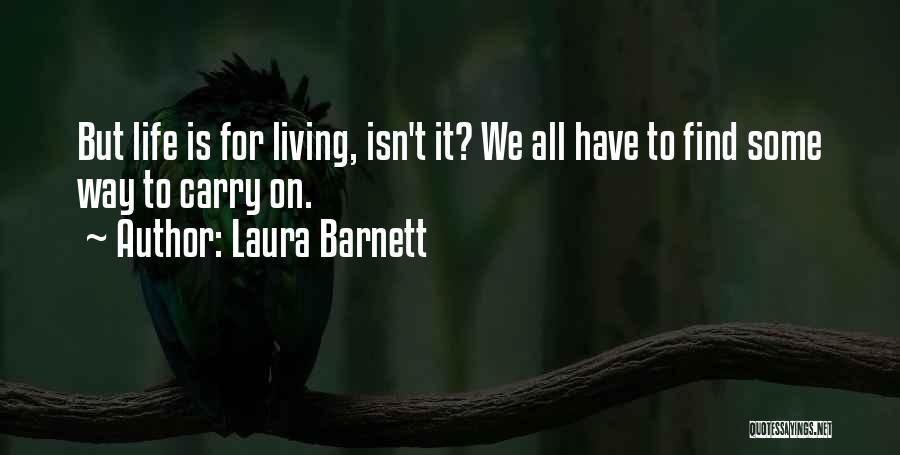 Laura Barnett Quotes 2193305
