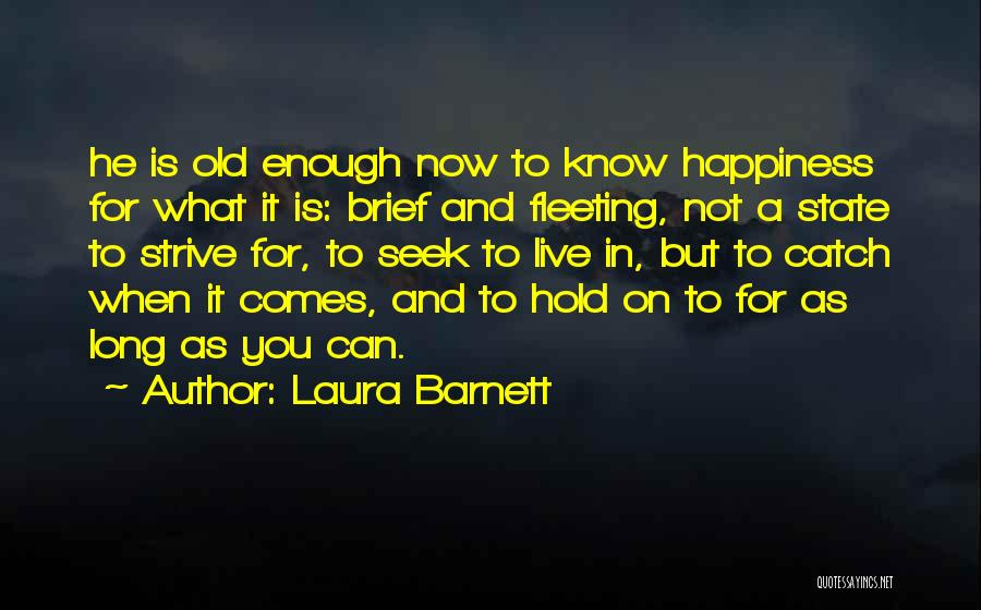 Laura Barnett Quotes 2196184