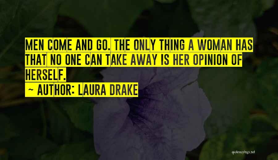 Laura Drake Quotes 1320688