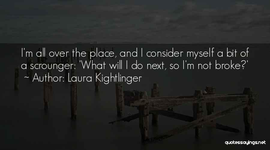 Laura Kightlinger Quotes 170200