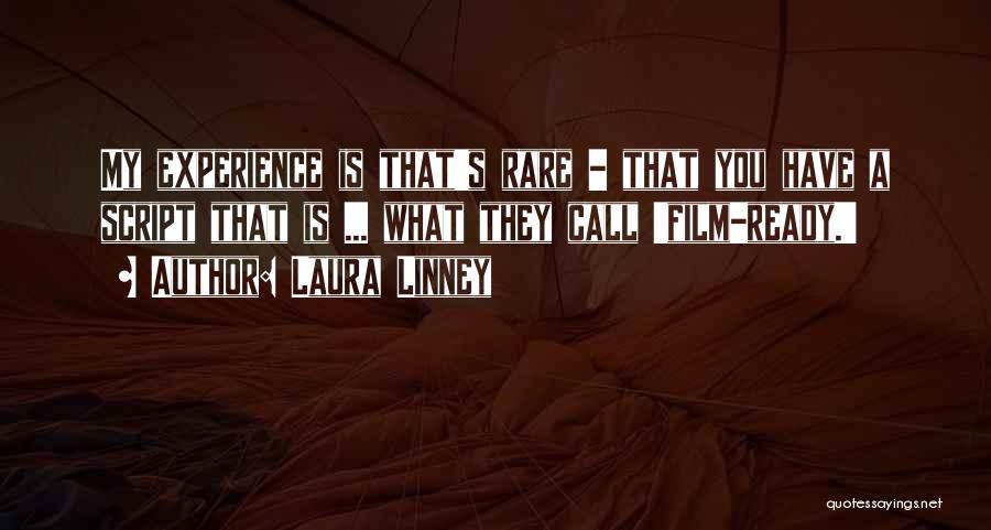 Laura Linney Quotes 111205