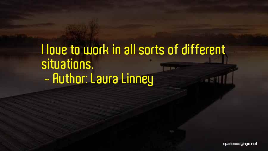 Laura Linney Quotes 96986