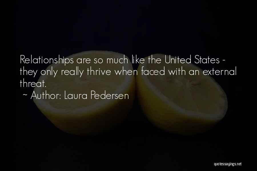 Laura Pedersen Quotes 934948