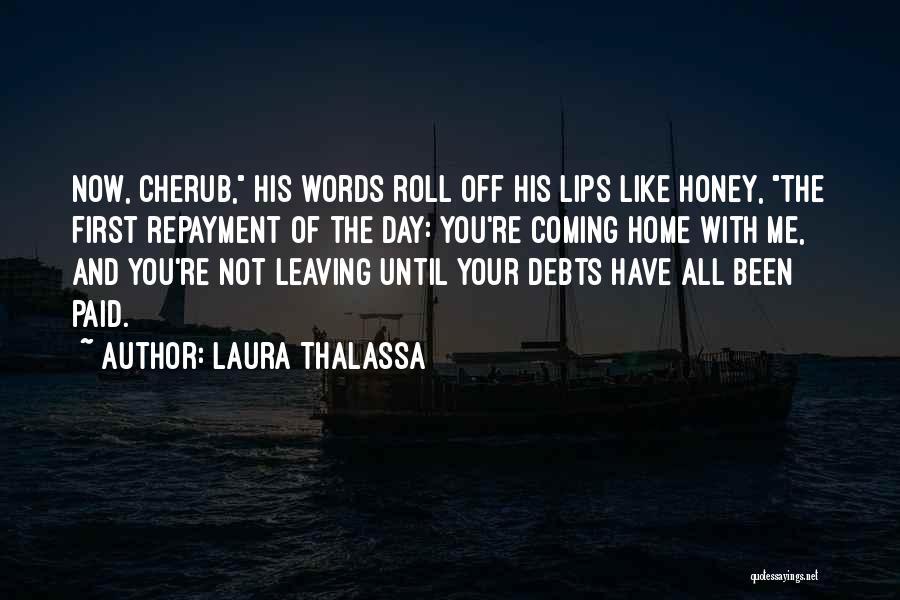 Laura Thalassa Quotes 543257