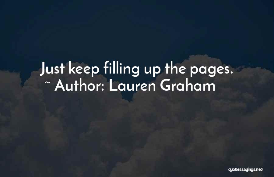 Lauren Graham Quotes 1278325