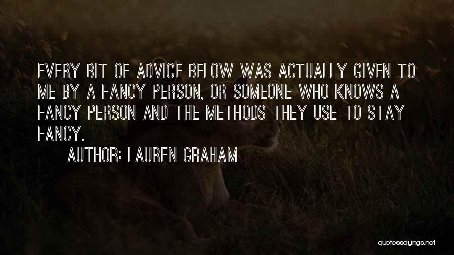 Lauren Graham Quotes 1554595